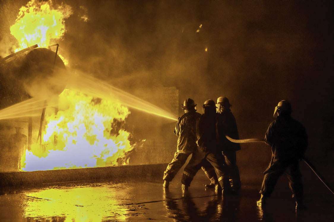 Common Causes of Workplace Fires
