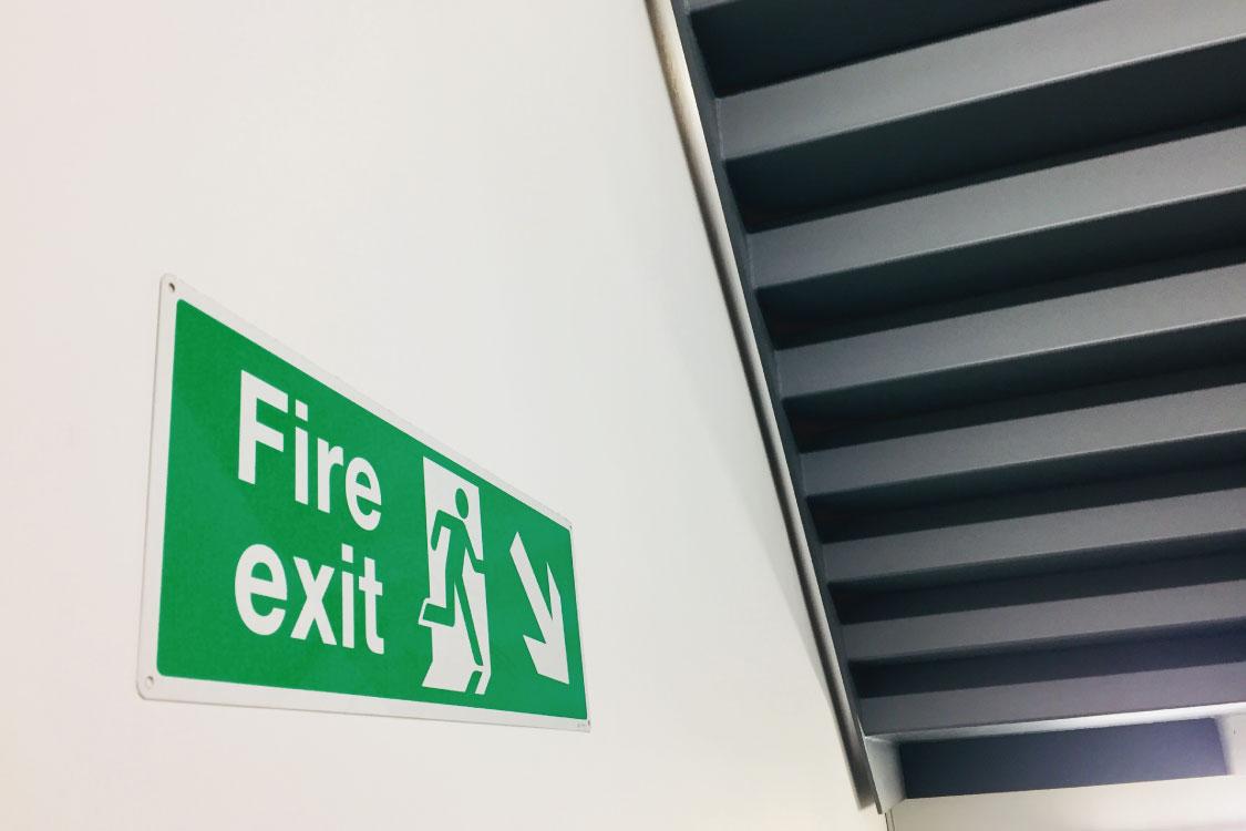A Guide to Fire Escape Plans